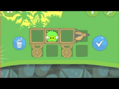 Bad Piggies App Review
