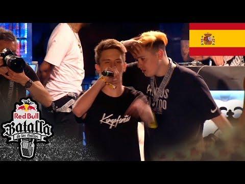 BARÓN vs WALLS - Semifinales: Barcelona, España 2018 | Red Bull Batalla De Los Gallos
