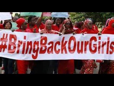 #BringBackOurGirls abducted Chibok schoolgirls UPDATE Breaking News April 2016 PART2