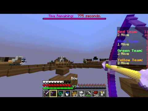 Minecraft: SKYWARS #2