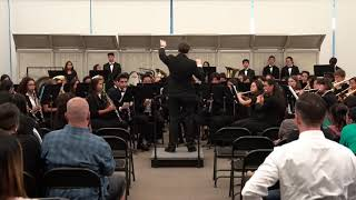 Olympian High School - Wind Symphony - 2019 CMEA Festival