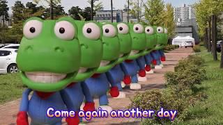 Rain Rain Go Away | Pororo Nursery Rhymes | Kids Songs | Pororo the Little Penguin