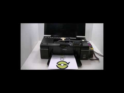 Epson T50 com Bulk Ink