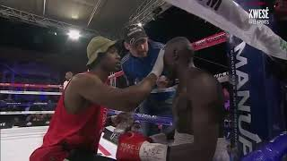 Jonas Segu vs David Rajuili WBF Title