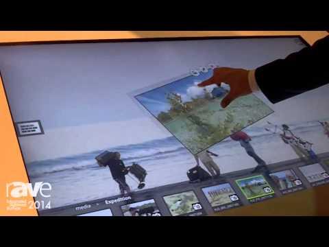 ISE 2014: Omnivision Demos Configuration Switcher for Digital Signage