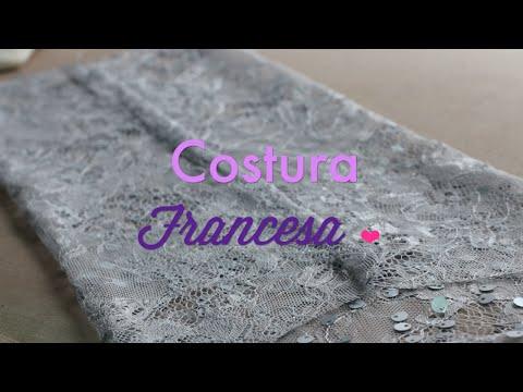 Costura francesa | Técnicas de Alta costura :)