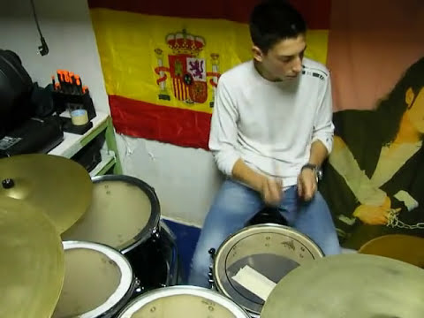 drum cover sin documentos