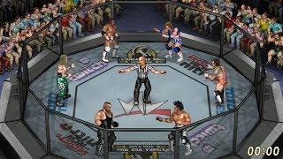 nL Live - BRAWL 4 ALL 4: MISAWA vs AWESOME [Fire Pro Wrestling World]