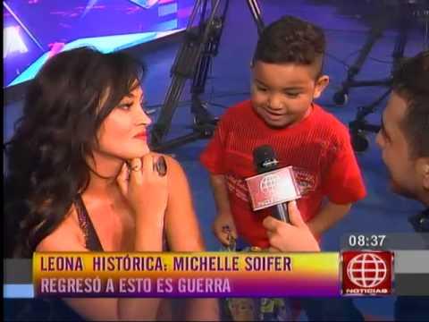 "Michelle Soifer: ""Jazmín Pinedo Da Pena"""