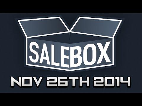 Salebox - Featured Deals - November 26th, 2014