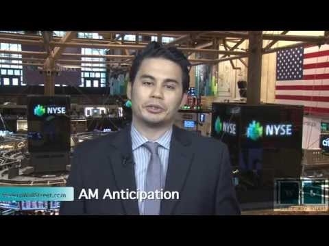 AM Anticipation: Futures rise ahead of earnings and Fed