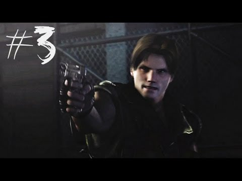 Resident Evil Operation Raccoon City - CARLOS OLIVEIRA - Gameplay Walkthrough - Spec Ops - Part 3