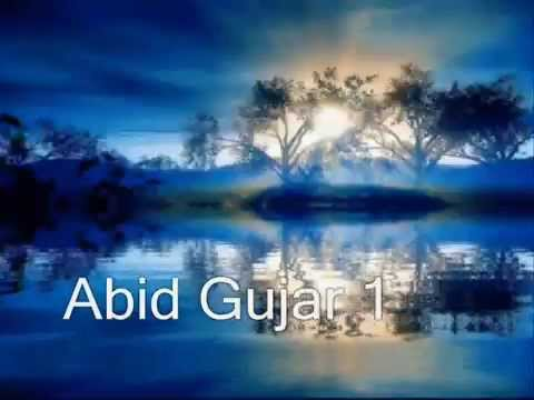 Pani - Malkoo New Pakistani Sad Song (( By Abid Gujar )).flv video
