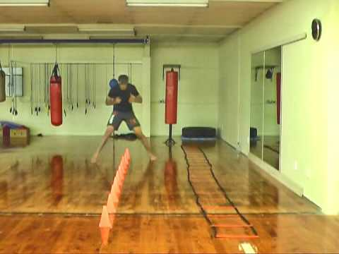 MMA & Muay Thai Footwork Exercises Image 1