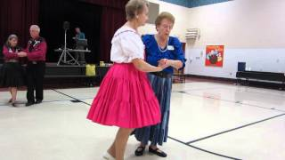 """96 RUSS BOOZ CUES """"THERE WILL NEVER BE ANOTHER YOU"""" FOXTROT ROUND DANCE"""