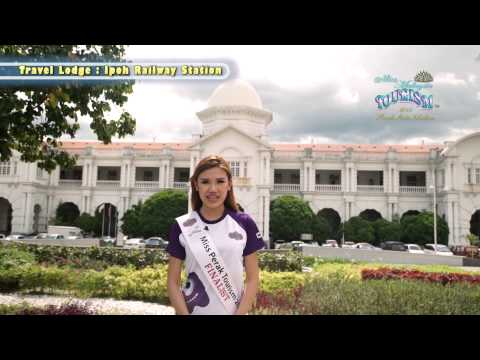 Miss Perak Tourism 2015 Reality Show Episode 2 Part 1