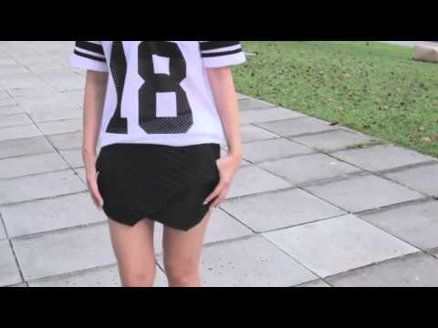 i-Weekly I've Got Style OOTD Video by Angeline Seow