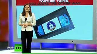 THE C.I.A. TORTURE COVER-UP (Scandal)  3/13/14