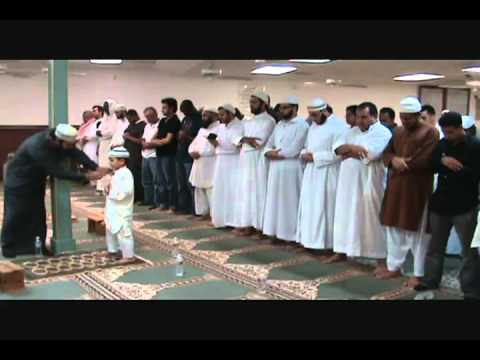 boy - A MUST SEE SUBHANELLAH boy around 7 years old leading prayer