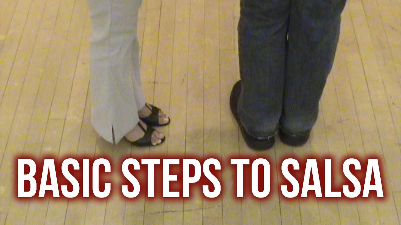Salsa Dancing For Fitness - YouTube