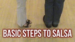 Learn to Dance Salsa : Basic Steps for Beginners