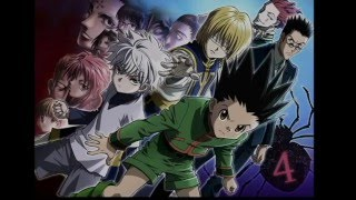 HunterXHunter 2011 ED2 Latino (VERSION FINAL) YUNFD