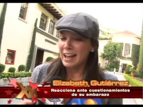 William Levy Elizabeth Gutierrez molestos con rumores de embarazo 090815 Video