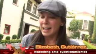 William Levy Elizabeth Gutierrez molestos con rumores de embarazo 090815