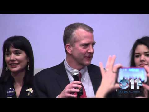 Dan Sullivan Election Night Speech in Anchorage
