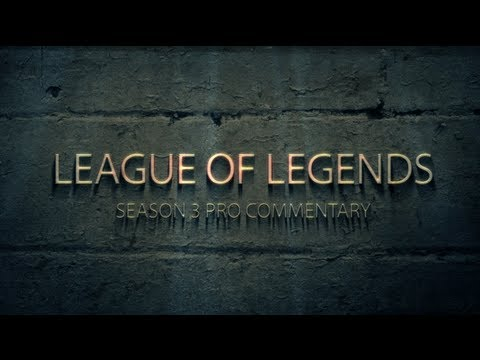 Season 3 Pro Commentary   Fiddlesticks with Elementz