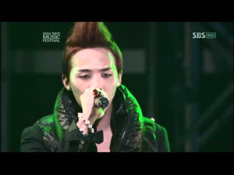 Seoul Tokyo Music Festival Big Bang - [Lies_ Haru Haru_ Hands Up]110102 Music Videos