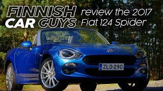 Fiat 124 Spider - how not to do a car review