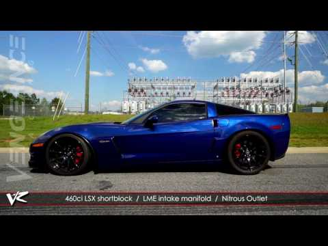 730rwhp N/A 460ci LSX shortblock (IDLE & FLYBY) Vengeance Racing