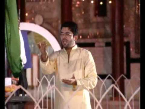 Mir Hasan Mir Manqabat 2009 Ana Majnoon Ul Hussain video