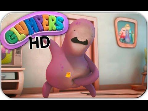 Glumpers, kids cartoons. Ep 14 HD - Tatoo