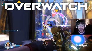 Overwatch MOST VIEWED Twitch Clips of The Week! #70
