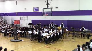 Highlights from Les Miserables (Claude-Michel Schonberg) _ BPMS Symphonic Band