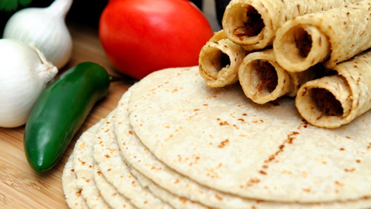 Recetas mexicanas con tortillas de maiz