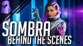 Sombra in Real Life: Behind the Scenes [Blizzcon 2016]