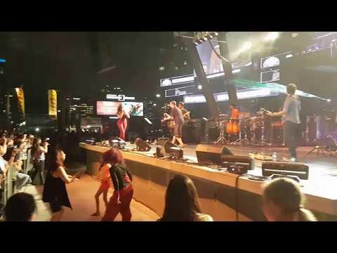 Jonita Gandhi Breakup Song Live @ Canada Bollywood Monster Mashup 2017