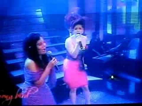 Regine Velasquez And Eva Eugenio- Tukso video