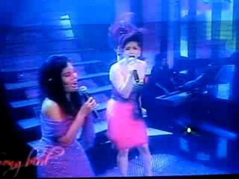 Regine Velasquez And Eva Eugenio- Tukso video