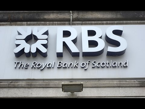 Royal Bank of Scotland: Sell EVERYTHING!