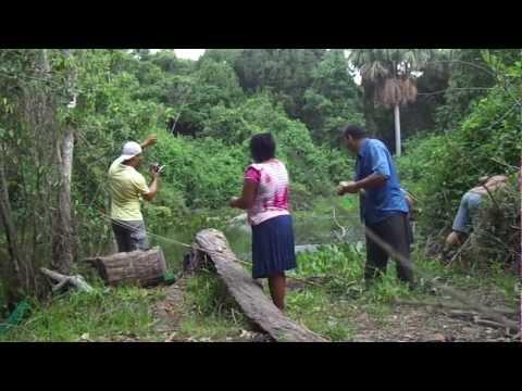 pescaria de traira  jesiel e natanael