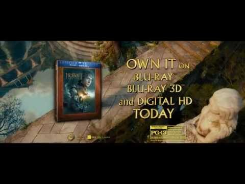 The Hobbit: An Unexpected Journey Extended Edition Blu-Ray - Official® Trailer 1 [HD]