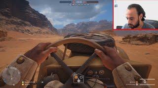 BATTLEFIELD 1 (OSMANLI İMPARATORLUĞU) Oynuyoruz! | AT Sürmek (Beta)