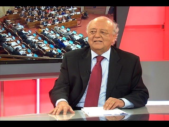 José Antonio Viera-Gallo entregó detalles sobre propuestas de Chile Transparente
