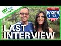"RV Odd Couple Radio Exclusive on ""Pissed"" & Newbie RV Living"