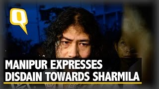 The Quint: Anti-AFSPA Efforts Ruined By Irom Sharmila: Manipur's Mothers