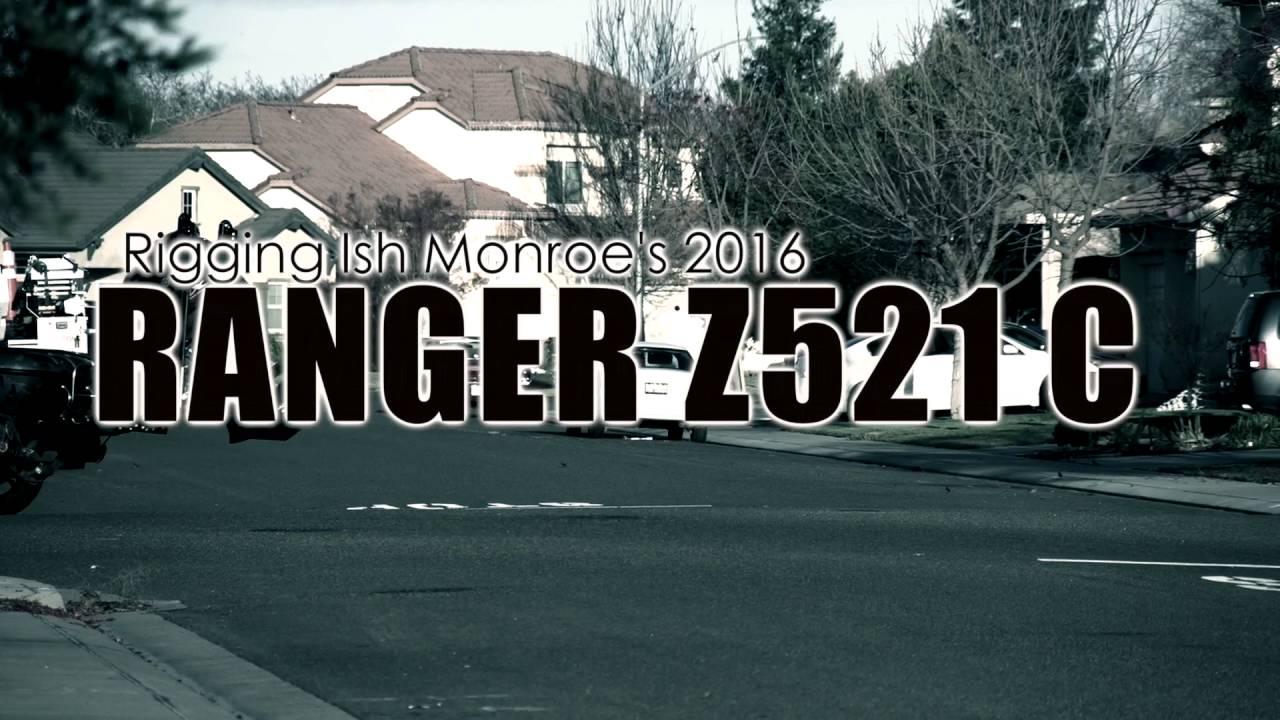 How Ish Monroe Rigs His Ranger